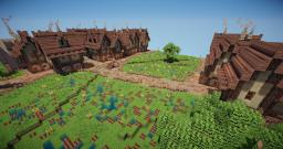 Lord of the Rings: Bree (the beggining of it) by Adeptx3 Minecraft Map & Project