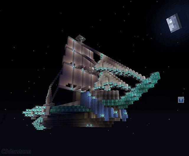 Pokemon Black 2 Amp White 2 Plasma Frigate Minecraft Project