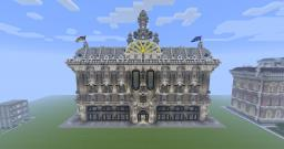 VIP Merchant House Minecraft Map & Project