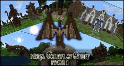~₪۩۞۩₪~ Roleplay Stuff - Pack 1 ~₪۩۞۩₪~ Minecraft Map & Project