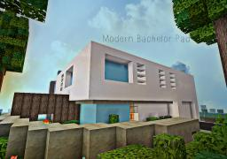 Modern Bachelor Pad Minecraft Map & Project