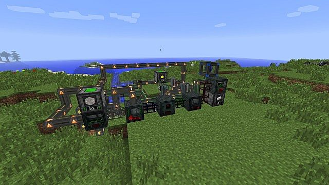 Create an ore quadrupling foundry!