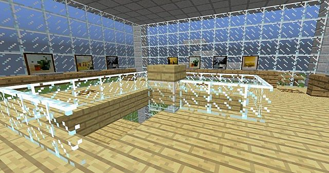 Apple Store Minecraft Project