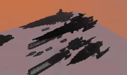 Shadow Fleet [February Update - Schematic Issue Resolved] Minecraft Map & Project