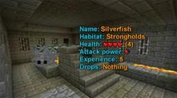 Interview with a Silverfish Minecraft Blog Post