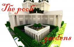 The Pooh gardens -Probably one of the largest buildings in minecraft! DOWNLOAD + SHOWCASE VIDEO Minecraft Map & Project