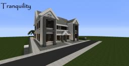 Tranquility   Modern Mansion #1 Minecraft Project