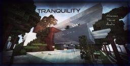 Tranquility - A Modern Cliffside Home - Collab - Tecno, Andra, Ninaman Minecraft Map & Project