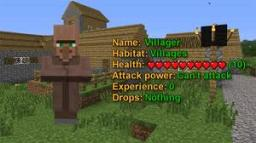 Interview with a Villager Minecraft