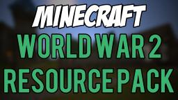 World War 2 Resource Pack