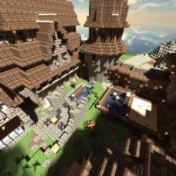 Warriors guild Minecraft Map & Project
