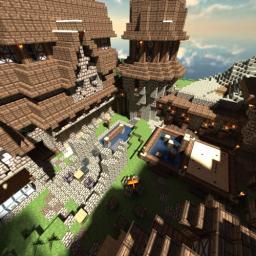 Warriors guild Minecraft Project