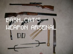 Bash_Cat's Weapon Arsenal [V1.2.0]