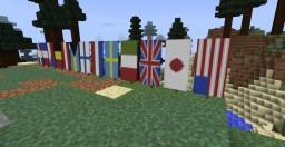 Minecraft Country Flags Minecraft Blog