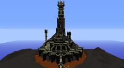 LOTR Barad-dur by Erebor-Adventures