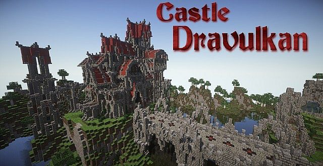 Ideas For Gothic Castle Rooms In Minecraft