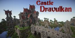 Castle Dravulkan [Vampire Castle and Mausoleum] Minecraft Project