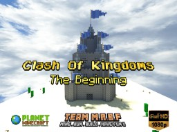 Clash Of Kingdoms Minecraft Project