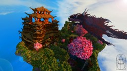 Japanese Megabuild Minecraft Map & Project