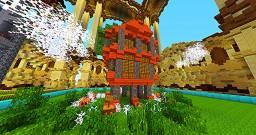 Summer House - Build Battle #1 Minecraft Map & Project