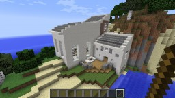 Oasis home Minecraft Map & Project