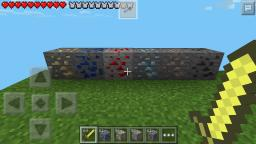 Ted's Magical Sword mod (modPEscript) for Minecraft Pocket Edtion 0.8.0/0.8.1 [Android only] Minecraft Mod