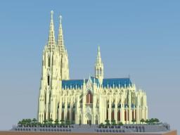 Kölner Dom - Cologne Cathedral Minecraft
