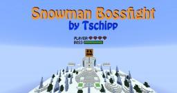 Snowgolem Bossfight! [1.8.1] Minecraft Map & Project