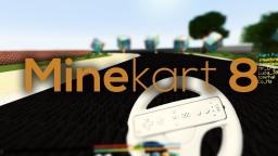 Minekart 8 Resource Pack for Mineplex Minekart Minecraft Texture Pack