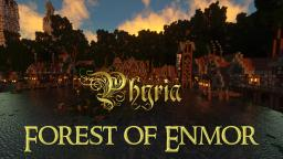 Phyria || Forest of Enmor || New Cinematic! Minecraft Blog