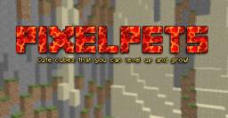PixelPets - 1.3 - Tame, level and grow your own cubes! [Plugin]