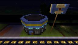 Pkmn HgSs - Johto PokeMart Minecraft Map & Project