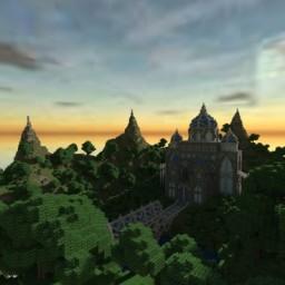 Zedenia Candavus Minecraft Map & Project