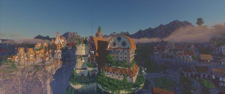 Orth - Delver Guild HQ