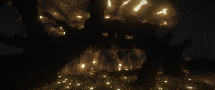 Layer 3 - Overgrown Cave