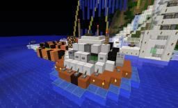 Three Realms Mini Golf Minecraft Project