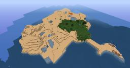 Large Survival Island [Can Support over 10 players!] Minecraft Map & Project