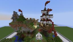 Picayune Island Minecraft Map & Project