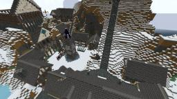 Ironhould, City of Grey Iron Minecraft Project