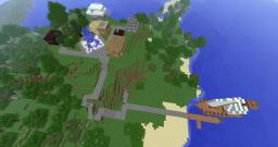 Redstone base Minecraft Map & Project