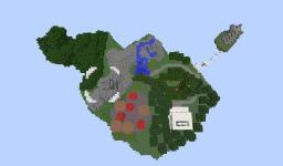 Skylands- Majestica Minecraft Map & Project