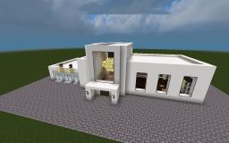 Another modern villa Minecraft Map & Project