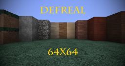 [1.7.4] DefReal [64x] Minecraft