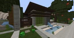 :Rush: feat. Modern_Amuse Minecraft Map & Project