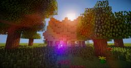 Small Fantasy House Minecraft Project