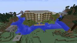 JoJo's World Minecraft Map & Project