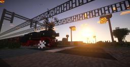 The wonderful world of trains! Minecraft