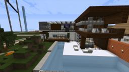 Ebullient [Modern Home] Minecraft