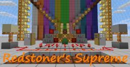 Redstoner's Supreme Minecraft Texture Pack