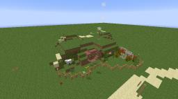 The Hobbit Part 1 The Shire Minecraft